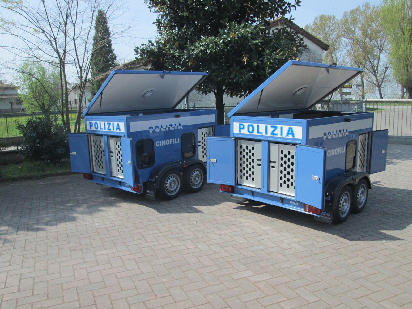 Van trasporto cavalli usato autocarri e rimorchi autos post for Rimorchi agricoli usati piemonte