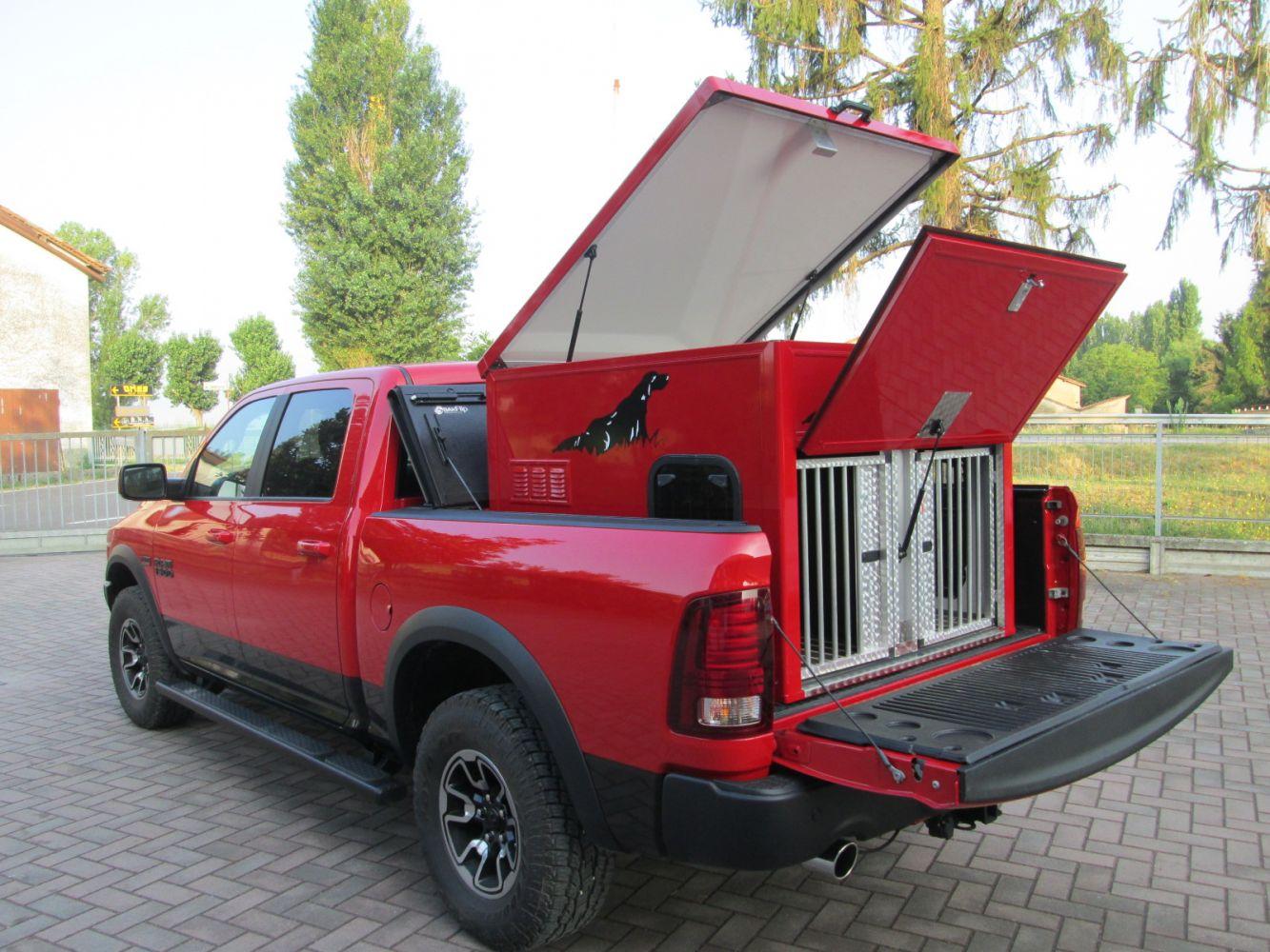 minibox dodge ram 1500 082016 valli s r l. Black Bedroom Furniture Sets. Home Design Ideas