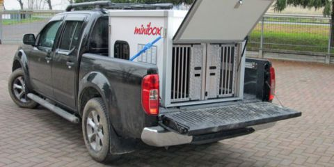 MINIBOX PER PICK-UP