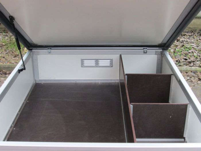 Box per pick up: MINIBOX PER PICK-UP