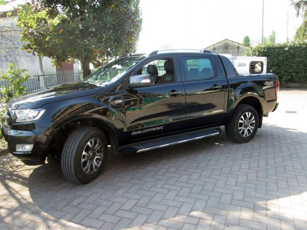 Box per pick up: MINIBOX FORD RANGER WILDTRAK_04/17