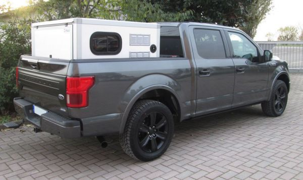 Box per pick up: MINIBOX FORD PLATINUM 122018