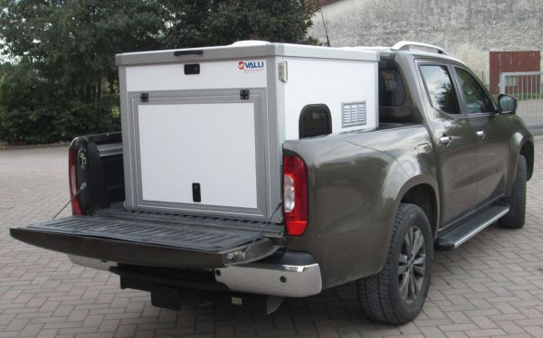 Box per pick up:  MINIBOX PER MERCEDES X250 10/19