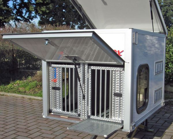 Box per pick up: MINIBOX TRASPORTO CANI 01/20