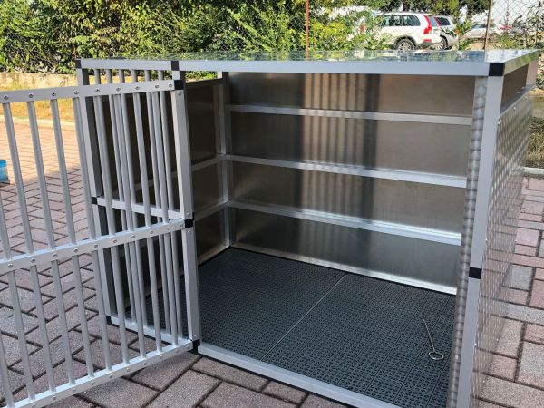Car dog cages: GABBIA TRASPORTO CANI 24/09/20